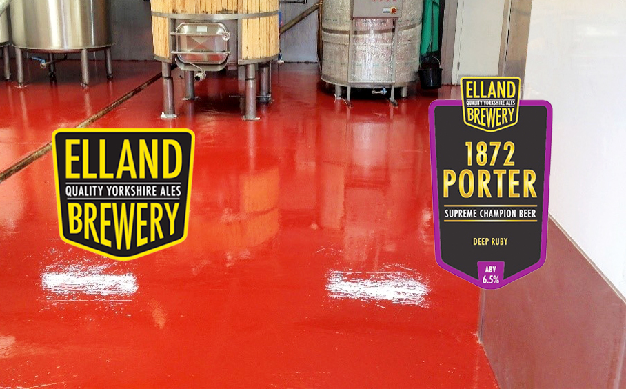 Elland Brewery Ltd Leads the Way on Quality Management