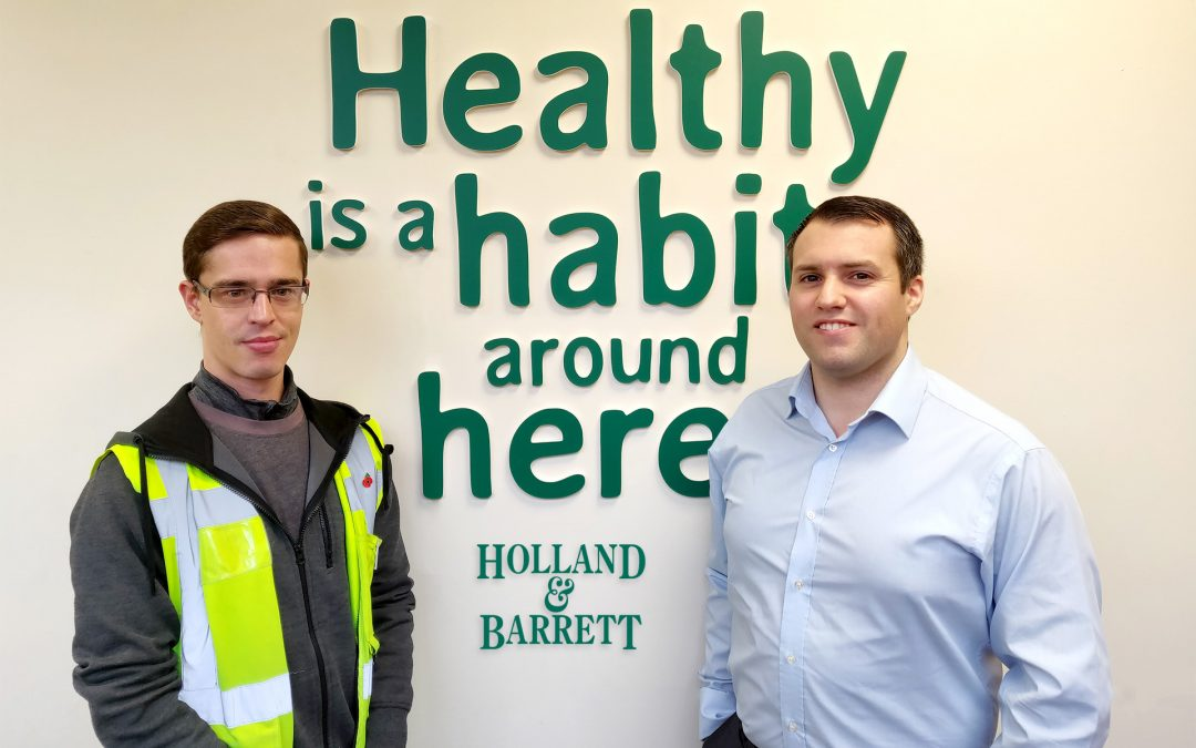 Applied Principles Deliver Paperless Store Return Software for Holland & Barrett